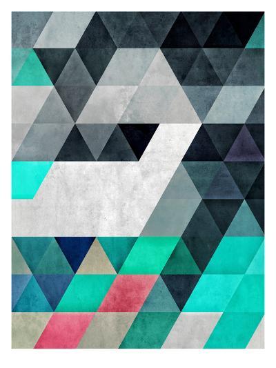 flyx-Spires-Art Print