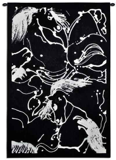 Foal-Jennie Bridges-Wall Tapestry