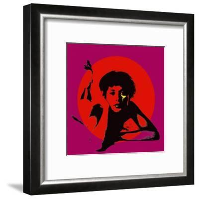 Focus-Thierry Vasseur-Framed Art Print