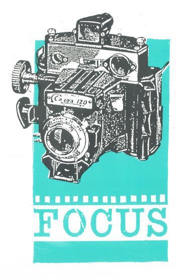 Focus-Print Mafia-Serigraph