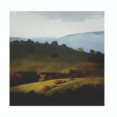 Fog Bank-Marc Bohne-Giclee Print