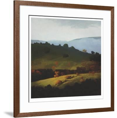 Fog Bank-Marc Bohne-Framed Giclee Print