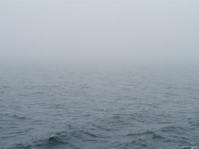 Fog over Block Island Sound, Rhode Island-Todd Gipstein-Photographic Print