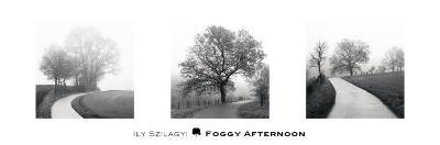Foggy Afternoon-Ily Szilagyi-Art Print