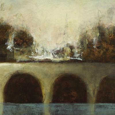 Foggy Bridge II-Randy Hibberd-Art Print