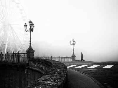 Foggy Day-Thierry Boitelle-Photographic Print