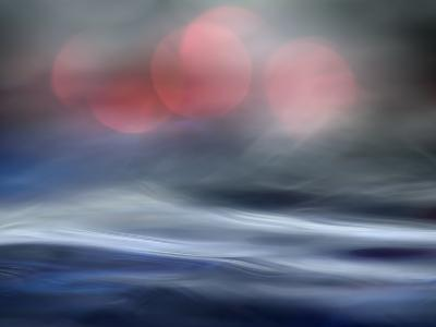 Foggy Nights, Many Moons-Ursula Abresch-Photographic Print