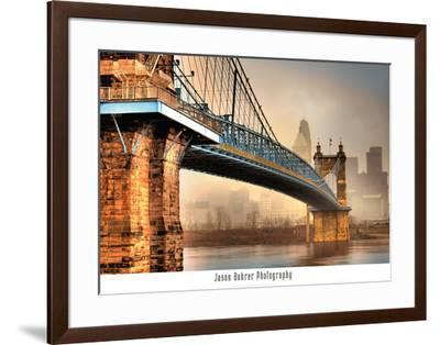 Foggy Roebling-Jason Bohrer-Framed Art Print