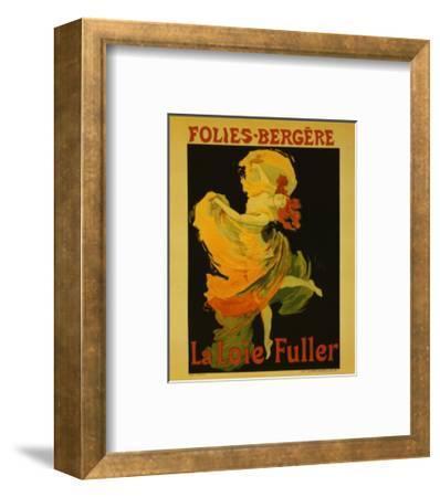 Folies Bergere-Jules Chéret-Framed Art Print