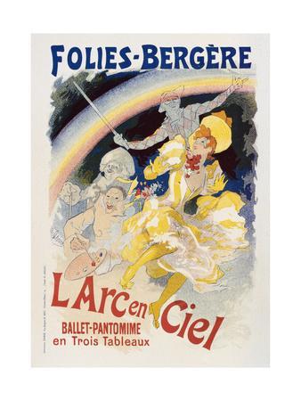 Folies Bergere-Marcus Jules-Giclee Print