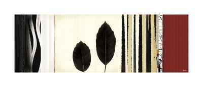 Folium II-Noah Li-Leger-Giclee Print