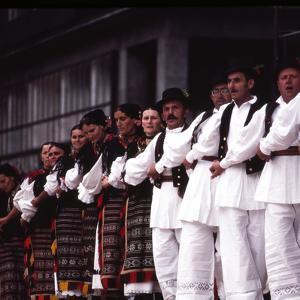 Folk Festival, Croatia