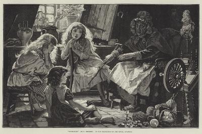 Folk-Lore-Charles Gregory-Giclee Print