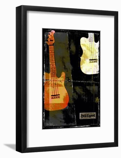 Folkit GOOD I-Pascal Normand-Framed Art Print