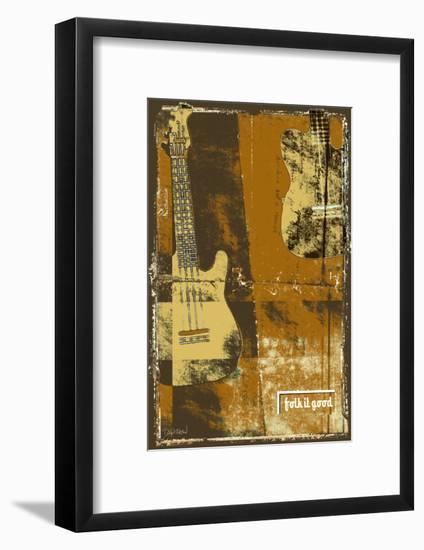 Folkit GOOD II-Pascal Normand-Framed Art Print