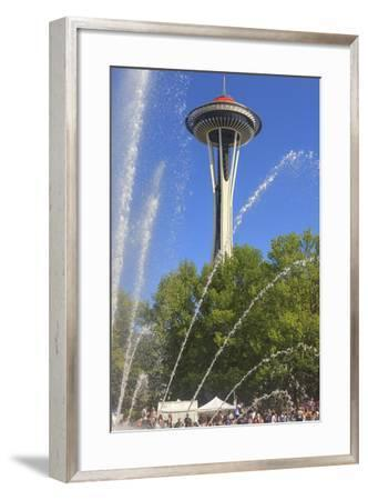 Folklife Festival, Seattle Center, Seattle, Wa, USA-Stuart Westmorland-Framed Photographic Print