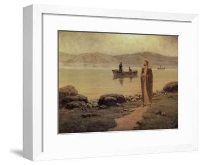 Follow Me-Steve McGinty-Framed Art Print