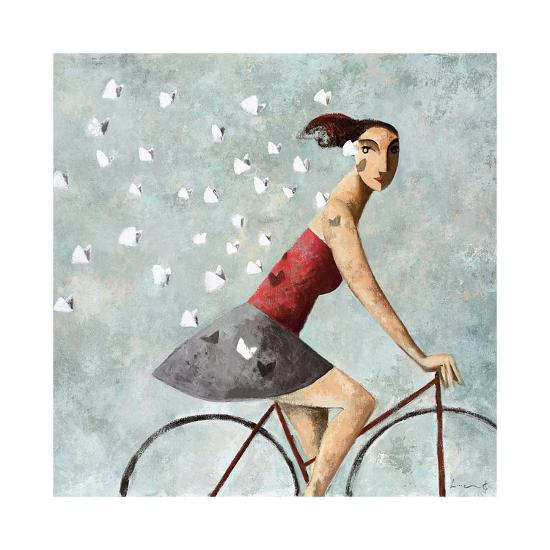 Follow Me-Didier Lourenco-Giclee Print