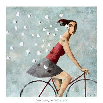 Follow Me-Didier Lourenco-Art Print