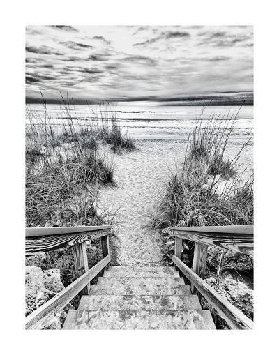 Follow the Steps-Mary Lou Johnson-Art Print