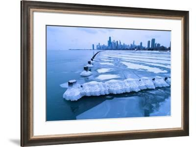 Follow The Trail-NjR Photos-Framed Giclee Print