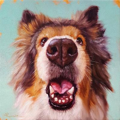 Follow Your Nose 9-Lucia Heffernan-Art Print