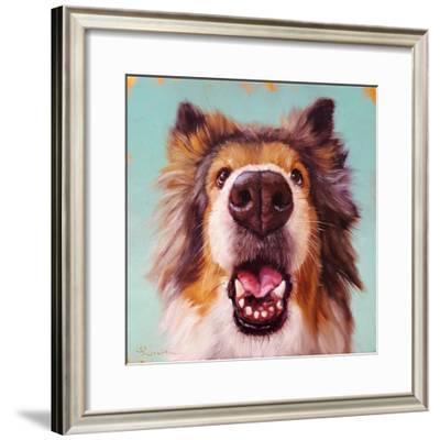 Follow Your Nose 9-Lucia Heffernan-Framed Art Print