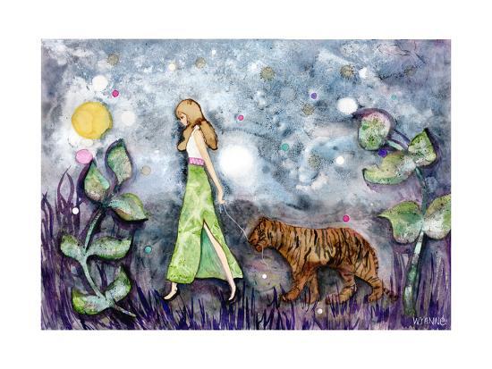 Follow-Wyanne-Giclee Print