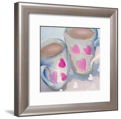 Followed by a nice cup of tea-Nancy Moniz Charalambous-Framed Giclee Print