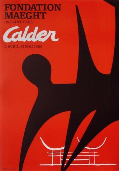 Fondation Maeght-Alexander Calder-Premium Edition