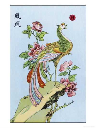 Fong Hoang, The Chinese Phoenix--Giclee Print