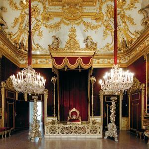 Royal Palace in Genoa by Fontana Carlo