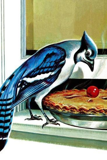Food for Thought-Charles Ellis-Giclee Print