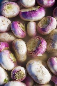 Turnips in Water by Foodcollection
