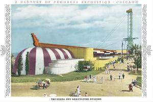 Foods and Agriculture Building, Chicago World Fair