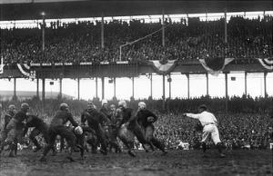 Football Game, 1925