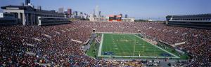 Football, Soldier Field, Chicago, Illinois, USA