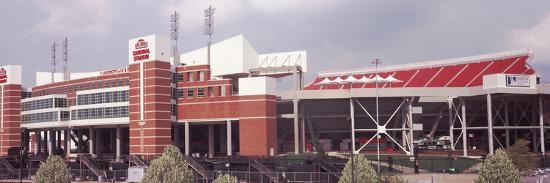 Football Stadium, Papa John's Cardinal Stadium, Louisville, Kentucky, USA--Photographic Print