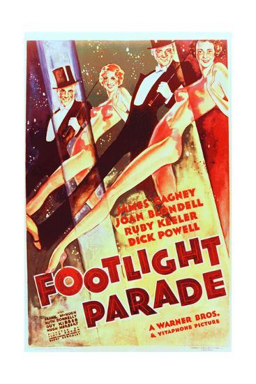 Footlight Parade--Art Print