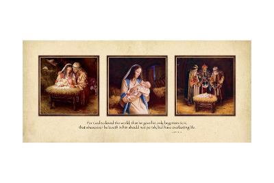 For God So Loved the World-Mark Missman-Art Print