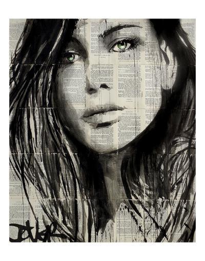 For Her-Loui Jover-Art Print