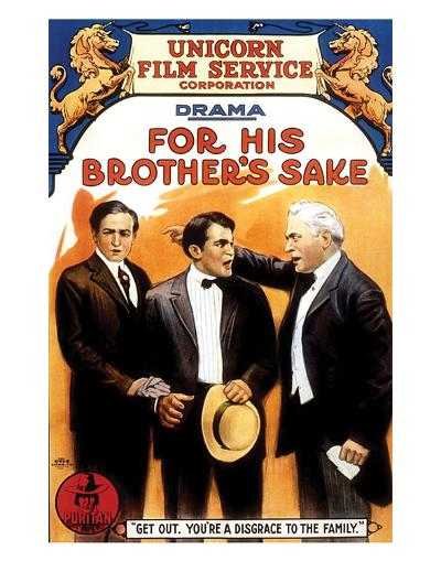 For His Brother's Sake - 1914--Giclee Print