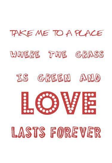 For Love's Sake-Sheldon Lewis-Art Print