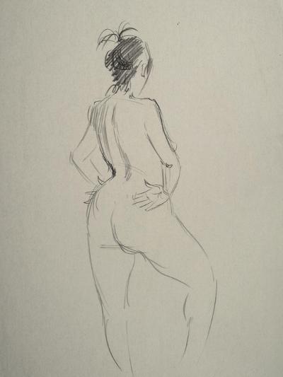 For Sentimental Reasons-Nobu Haihara-Giclee Print