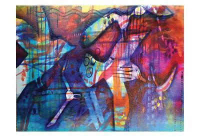 For The Birds-Pam Varacek-Art Print