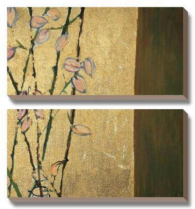 For the Love of Gold II-Natalia Morley Russell-Canvas Art Set