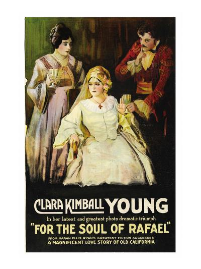 For the Soul of Rafael--Art Print