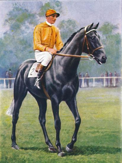 Foray, Jockey: P. Beasley', 1939-Unknown-Giclee Print