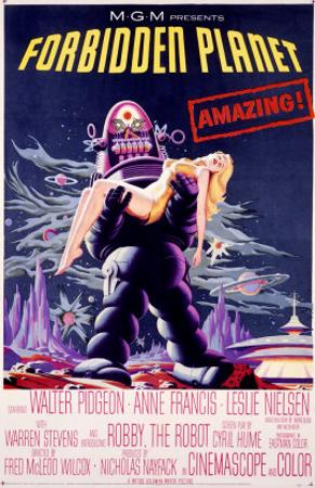 Forbidden Planet, Robby the Robot