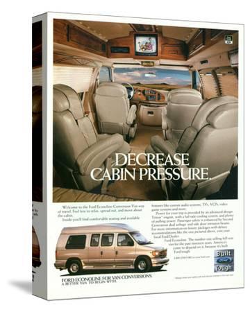 Ford 1999 Van Conversions